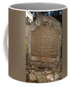 Ca-670 Mariposa County Courthouse Coffee Mug