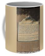 Ca-909 Our Lady Of The Wayside Coffee Mug