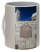Ca57-la Punta De Los Muertos Dead Mens Point Coffee Mug