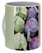 Cabbage Friends Coffee Mug