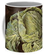 Cabbage Still Life Coffee Mug