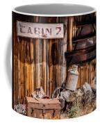 Cabin 2 Coffee Mug