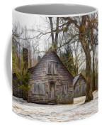 Cabin Dream Coffee Mug by Debra and Dave Vanderlaan