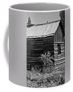 Cabin In The Wilderness Coffee Mug