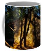 Cabin Shadows Coffee Mug