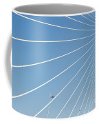 Cable Bridge Detail Coffee Mug