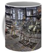 Cable Car Museum San Francisco Coffee Mug