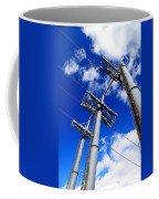 Cable Car Pillars Coffee Mug