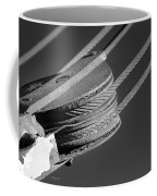 Cables And Pulleys Coffee Mug