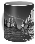 Cabo In Black And White Coffee Mug