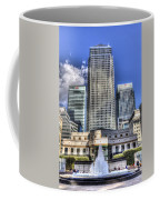 Cabot Square London Coffee Mug