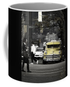 Cabs Here Coffee Mug