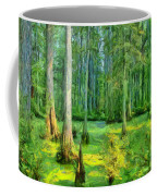 Cache River Swamp Coffee Mug