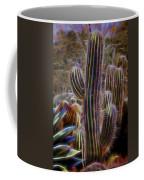 Cacti Lights Coffee Mug