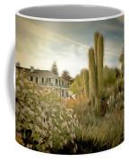 Monterey California Cactus Garden Coffee Mug