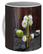 Cactus Blooms Coffee Mug