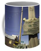 Cactus Crap  Coffee Mug
