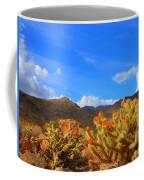 Cactus In Spring Coffee Mug