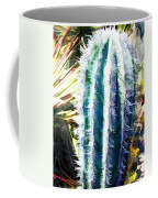 Cactus Pillar Coffee Mug