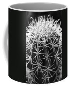 Cactus Thorn Pattern Coffee Mug
