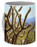 Cactus View Coffee Mug