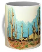 Cactus With A 'tude Coffee Mug