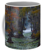 Caddo Lake Morning Coffee Mug