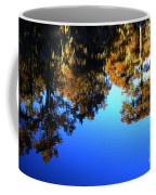 Caddo Lake Reflections Coffee Mug