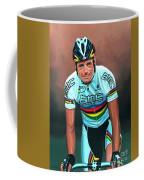 Cadel Evans Coffee Mug