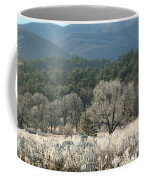 Cades Cove Panorama Coffee Mug
