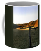 Cades Cove Coffee Mug by Skip Willits