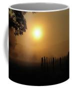 Cades Cove Sunrise IIi Coffee Mug