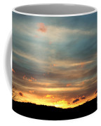 Cades Cove Sunset Coffee Mug