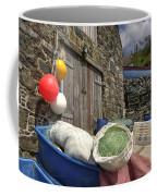 Cadgwith Fishing Paraphernalia  Coffee Mug