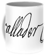 Cadwallader Colden (1688-1776) Coffee Mug