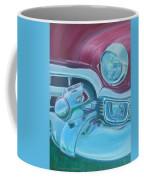 Cadzilla 1953 Cadillac Series 62 Convertible Coffee Mug