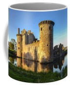 Caerlaverock Castle - 4 Coffee Mug
