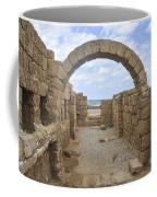 Caesarea The Hippodrome Coffee Mug