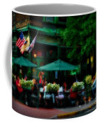 Cafe Alfresco Coffee Mug