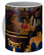 Cafe Bar In Montmartre Coffee Mug