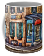 Cafe - Cafe America Coffee Mug by Mike Savad
