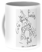 Cafe De Paris Coffee Mug