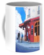 Cafe Des Musees Paris Coffee Mug