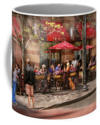 Cafe - Hoboken Nj - Cafe Trinity  Coffee Mug
