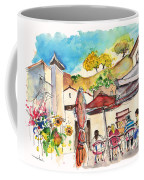 Cafe In Barca De Alva Coffee Mug