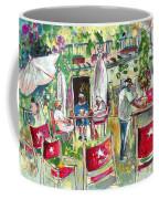 Cafe In Cazorla Coffee Mug