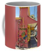 Cafe Mambo Paia Maui Hawaii Coffee Mug