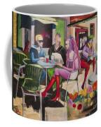 Cafe Marseille Coffee Mug