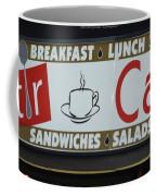 Cafe Time Coffee Mug