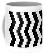 Cafe Wall Illusion Coffee Mug